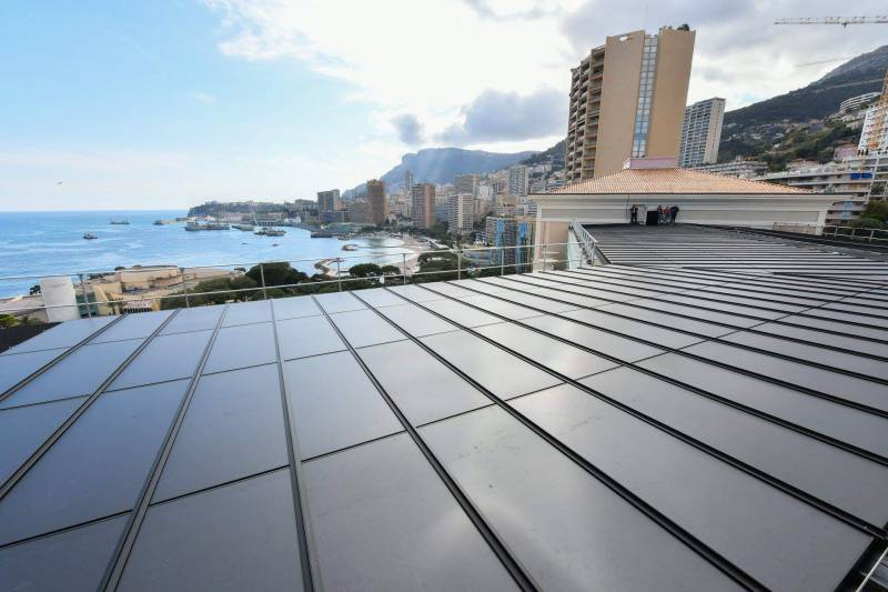 Energy Transition Accelerates with the Birth of Monaco's Most Powerful Solar Plant