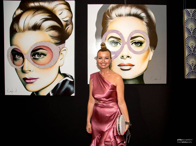 Grace Kelly's glamour at Princely Cars' Collection and through art