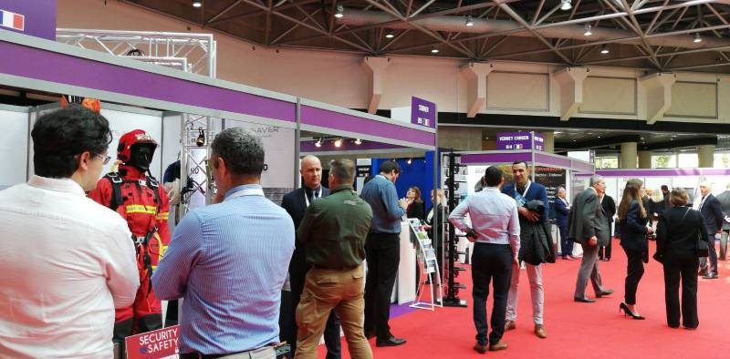 Platinum Security Exhibition