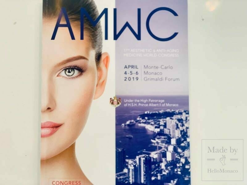 Monaco AMWC 2019: at the service of eternal beauty
