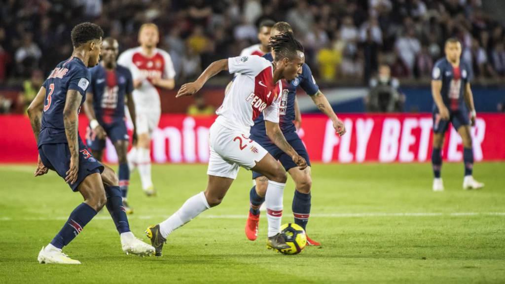 PSG 3-1 AS Monaco