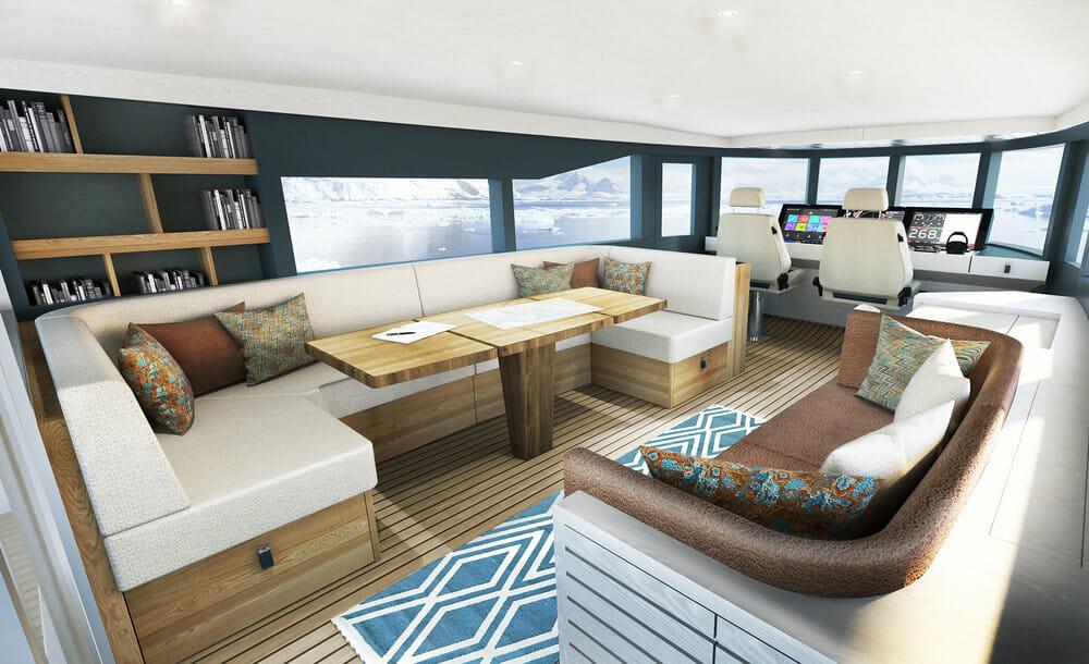 Arksen: revolutionary idea in luxury explorer yachts