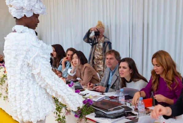Charlotte Casiraghi is Juror at Hyeres Fashion Festival