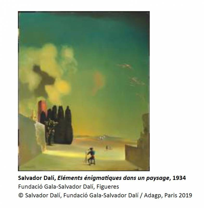'Dalí, a History of Painting' intriguing exhibit at Grimaldi Forum