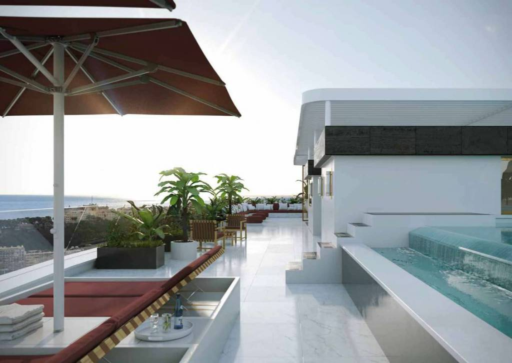 Inside Luxury Residence 26 Carré Or