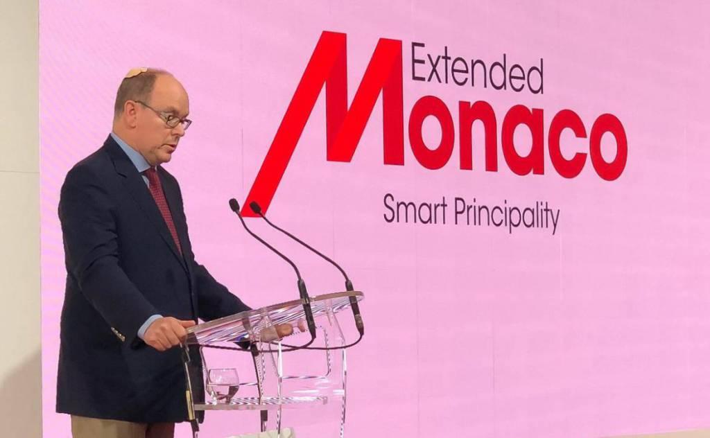 Digital Transition: Prince Albert presents 'Extended Monaco'