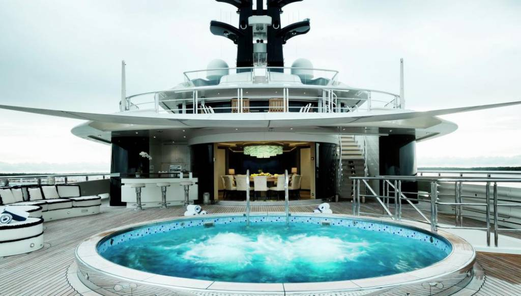 91.5m superyacht Tranquility: the new beginning for former Equanimity