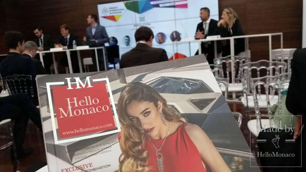 Monaco International Blockchain opens the way to the future market