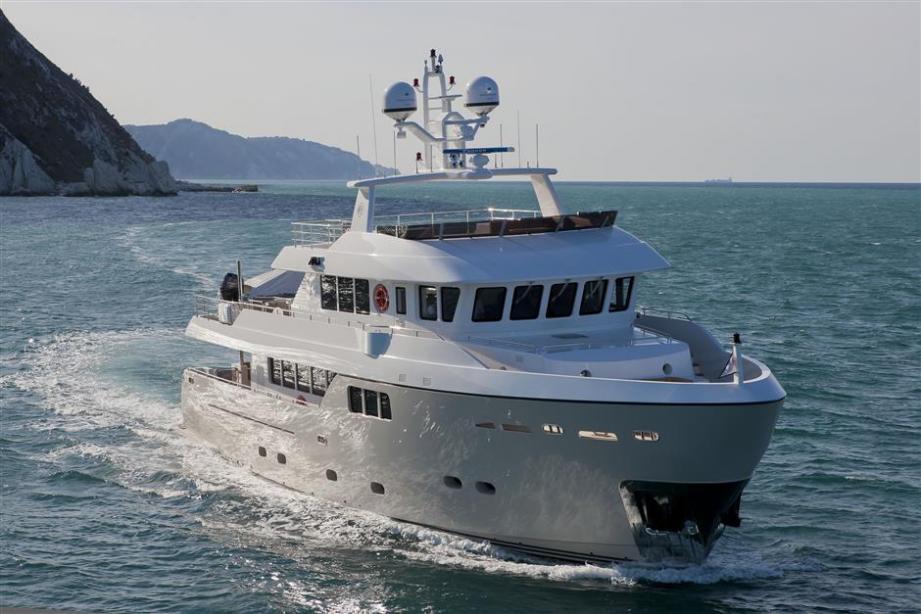Andrea Bocelli acquires 26m CdM yacht Stella del Nord