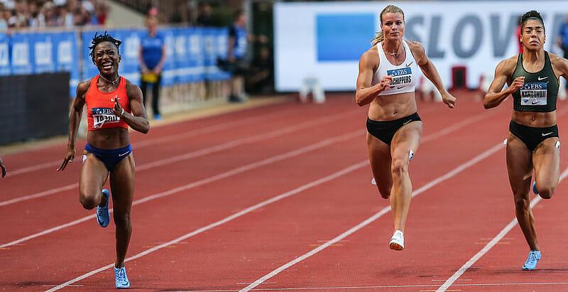 Herculis 200 metre Womens