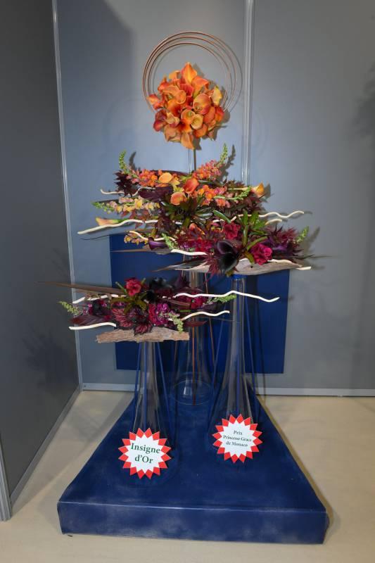 Monaco Bouquet Competition