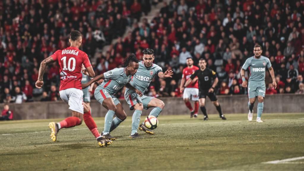 AS Monaco vs Nimes
