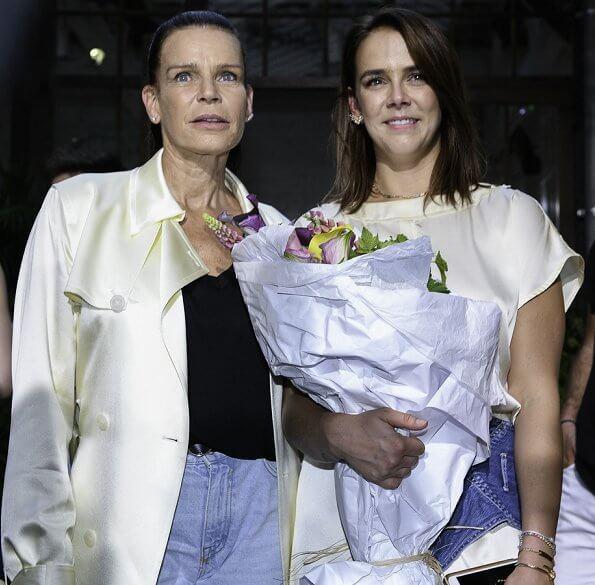 Princess Stéphanie becomes Honorary President of ASM FF Women's Football Team