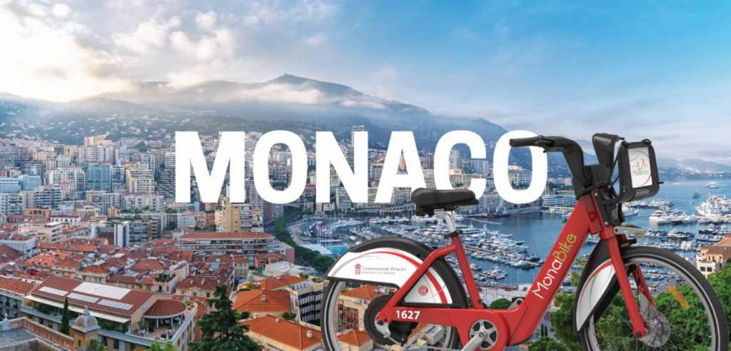 Monaco's E-Bikes with New CityMapper App
