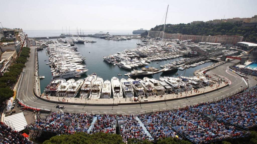 Monaco's Port Hercule