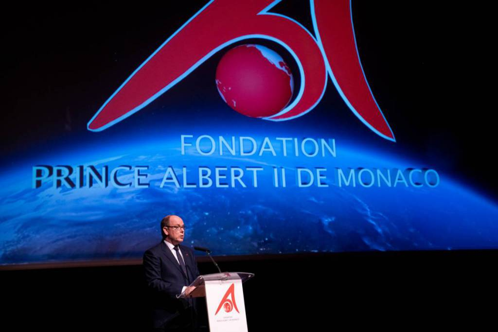 12th Awards Ceremony of the Spanish Branch of the Prince Albert II Foundation