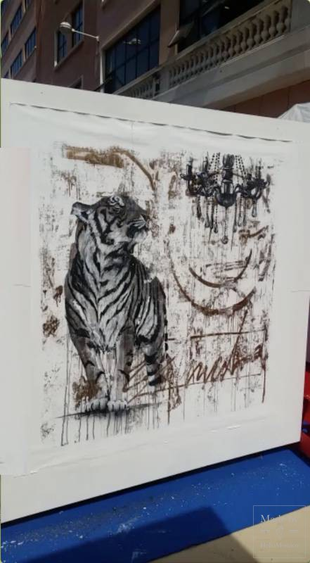 Urban Painting Around the World: best Street Artists to support endangered species