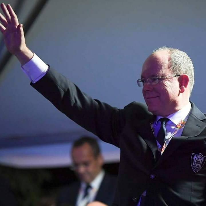 Prince Albert attends Games of the Small States of Europe, Monaco Wins 49 Medals!