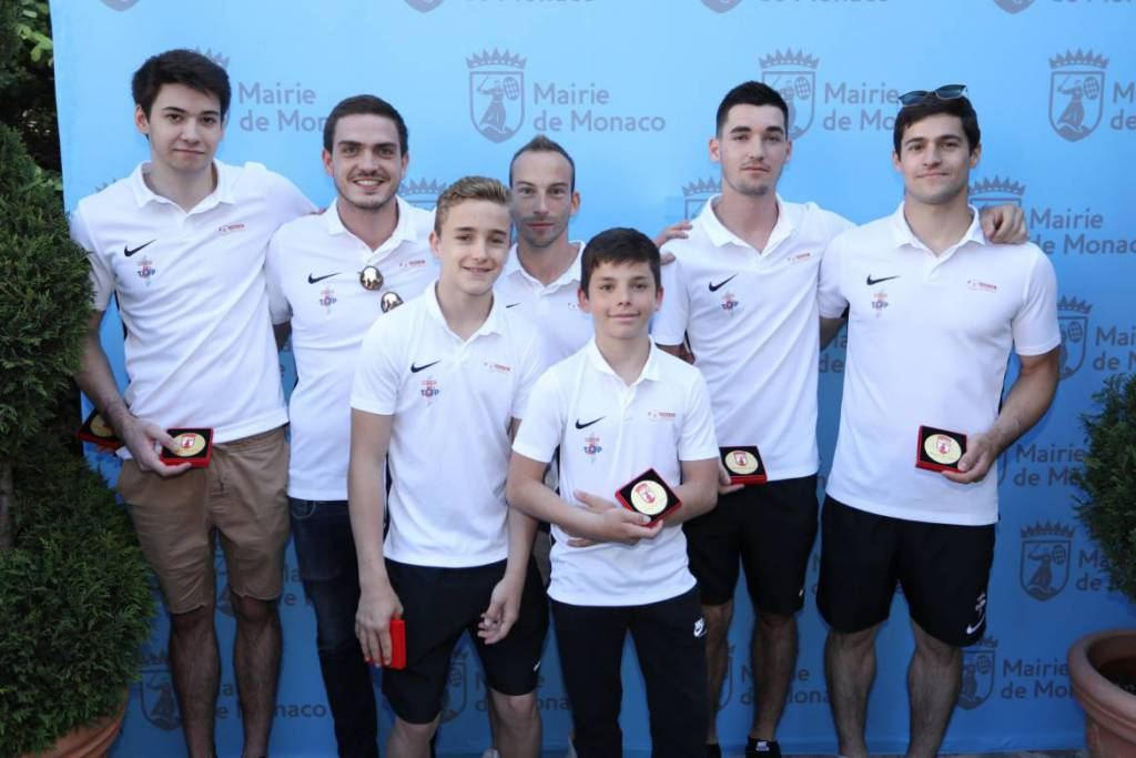 777 Awards of Distinction Celebrate Monaco's Youth at the 2019 Sports Festival