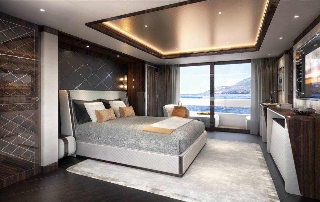 Global 330: the first explorer yacht by Dynamiq