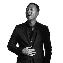 Gala of the Monaco Red Cross with John Legend