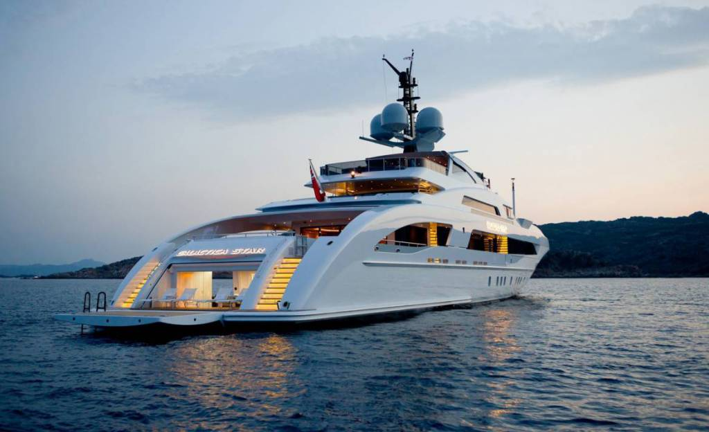 $42 million superyacht Galactica Star sold after Nigerian corruption scandal