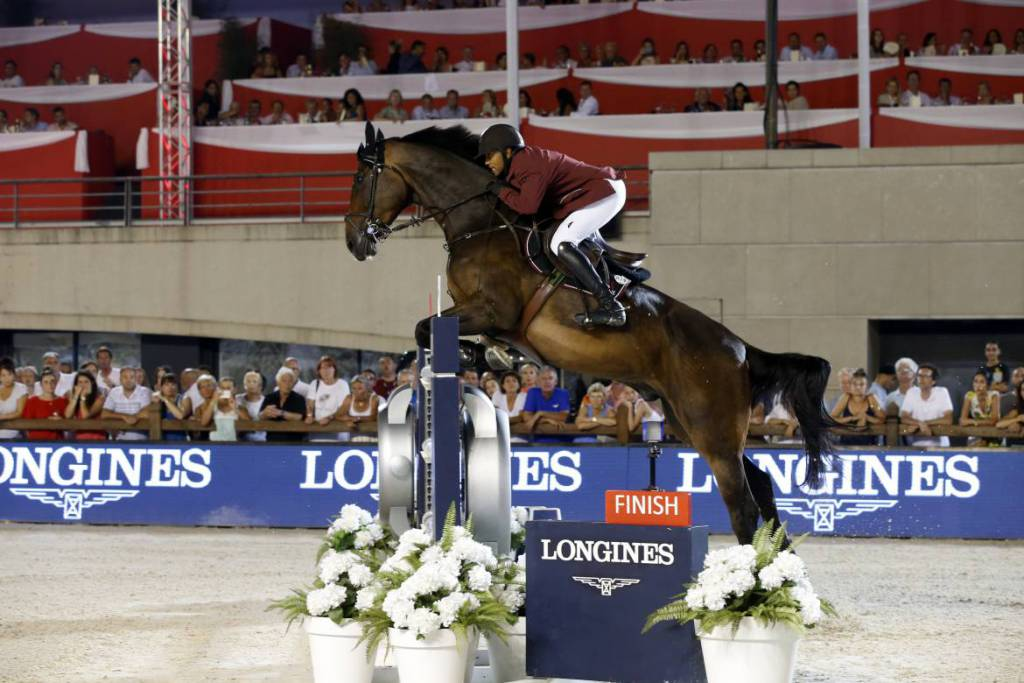 Longines Global Champions Tour of Monaco: the best international equestrian sport