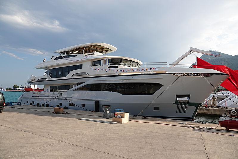 A yacht of Tony Parker's choice- AvA Yachts launches Kando 110