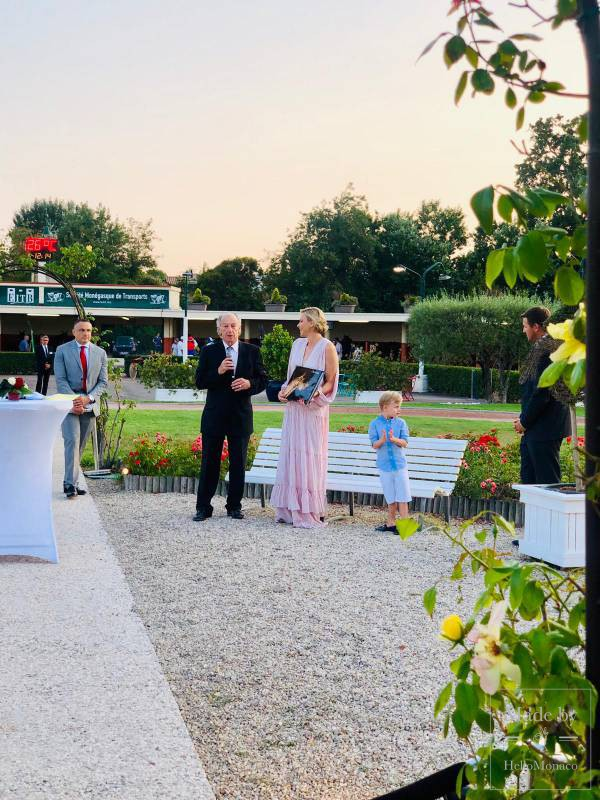 Princess Charlene Monaco Prize - Charity Race Gala