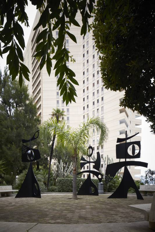 The Monaco Sculptures Project Pushes Bidders to Break Artcurial's Sales Records