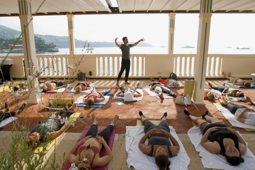 """In Your Element"" - Monaco's First Wellness Festival Blasts Off"