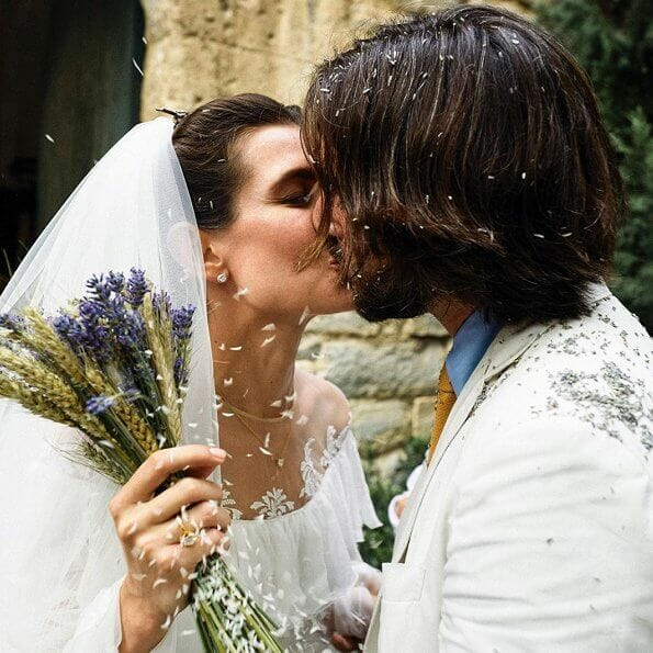 Charlotte Casiraghi and Dimitri Rassam Tie The Knot again