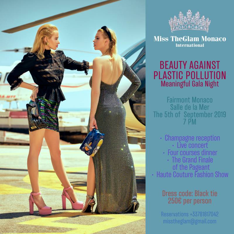 4th Edition of Miss TheGlam International 2019