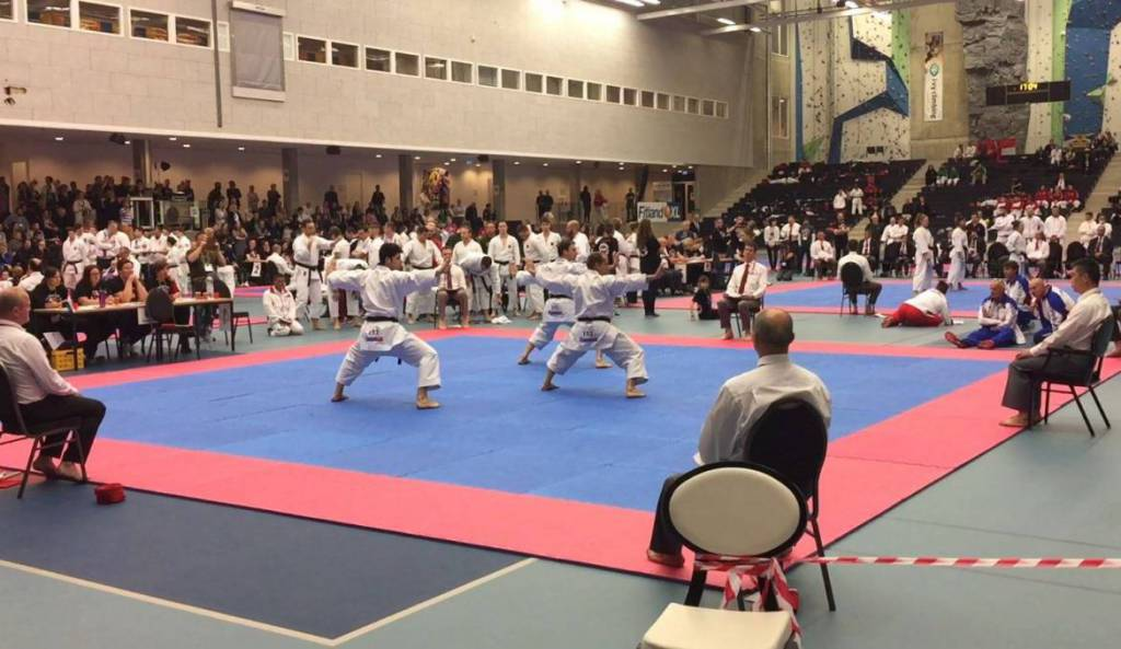 A Golden Year for Monaco Shotokan Karate