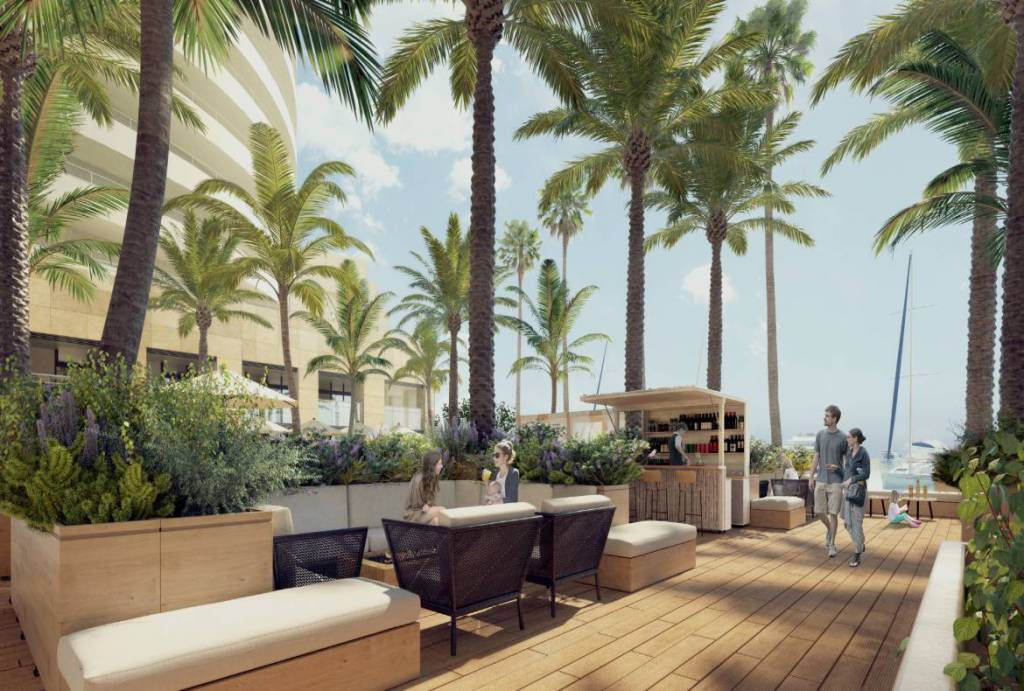 Monaco's Beautiful Western Port Attract Visitors to its Two Mediterranean Oases