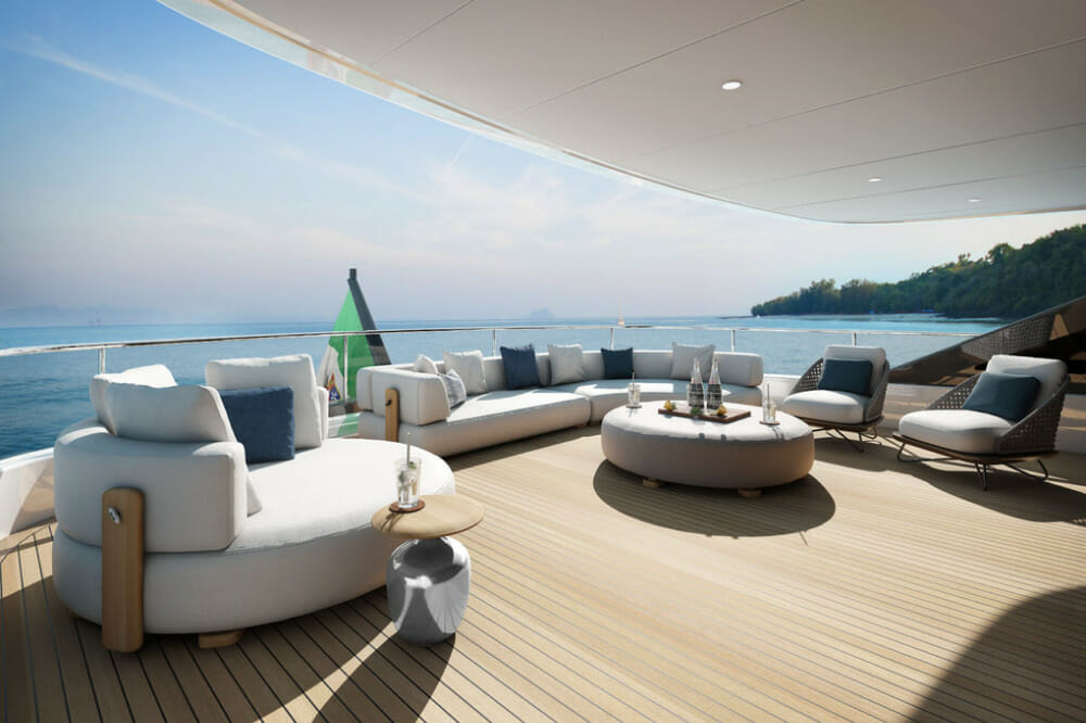 Benetti sells first 40m superyacht Oasis to US powerboat champion