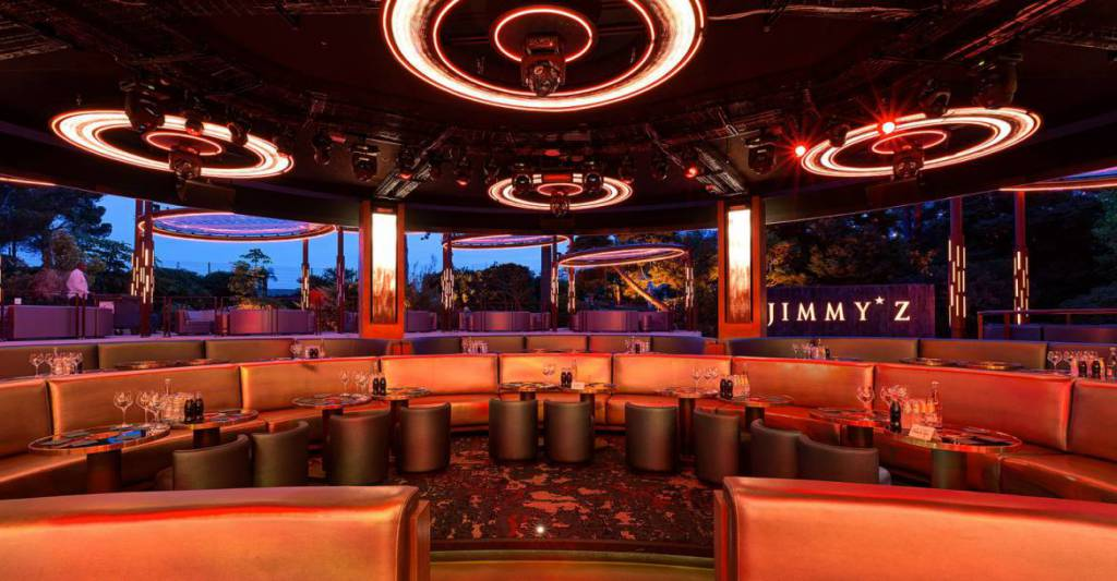 Jimmy'z nightclub