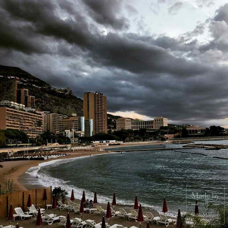 Enjoy Larvotto Beach before Renovations