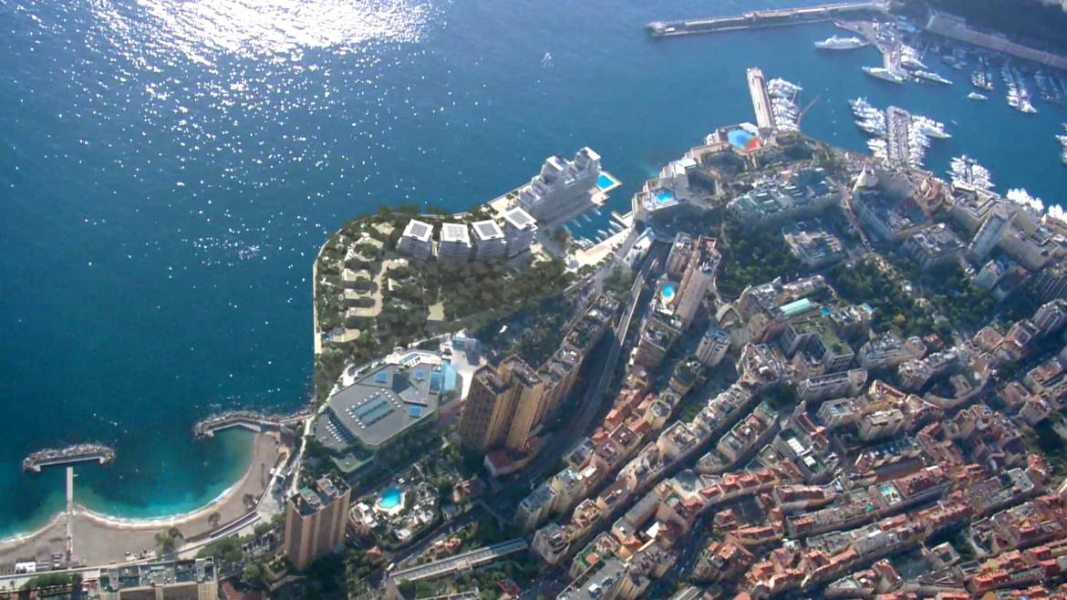 10 stories about the districts of Monaco
