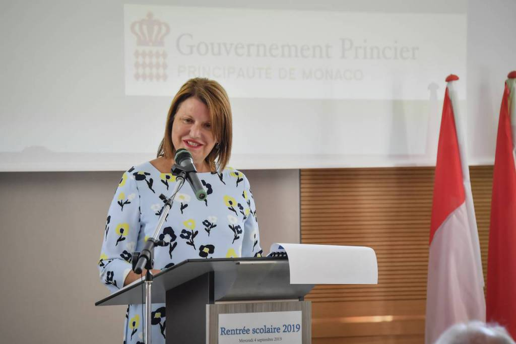 Press Conference: Monaco Educational System Transition