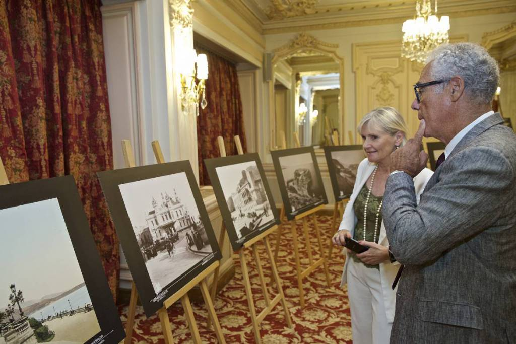 Lions Club de Monaco charitably celebrated the history of photography «made in Monaco»