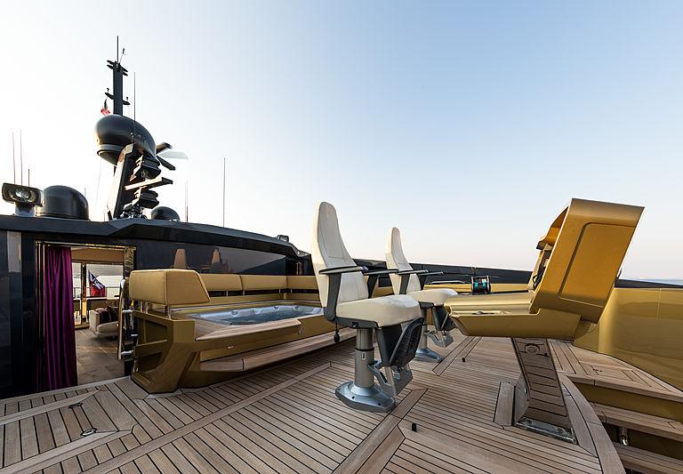 49m Palmer Johnson superyacht Khalilah listed for sale asking EUR 28.5 million