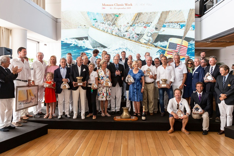 Monaco Classic Week Ends In Triumph at YCM