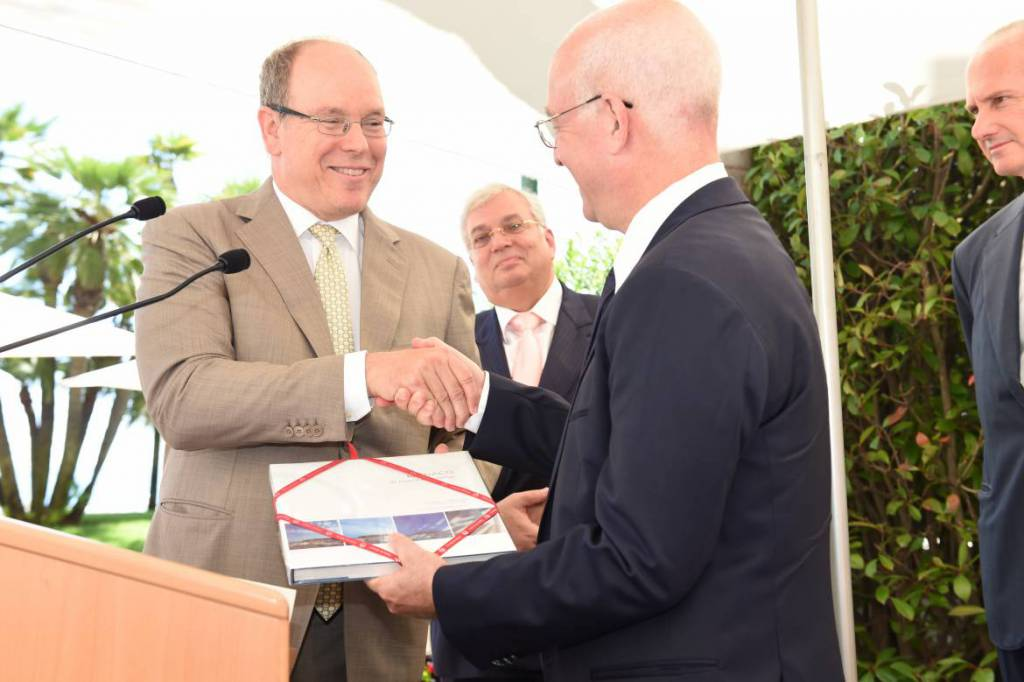 Prince Albert II of Monaco Foundation and Tel Aviv University united against pollution