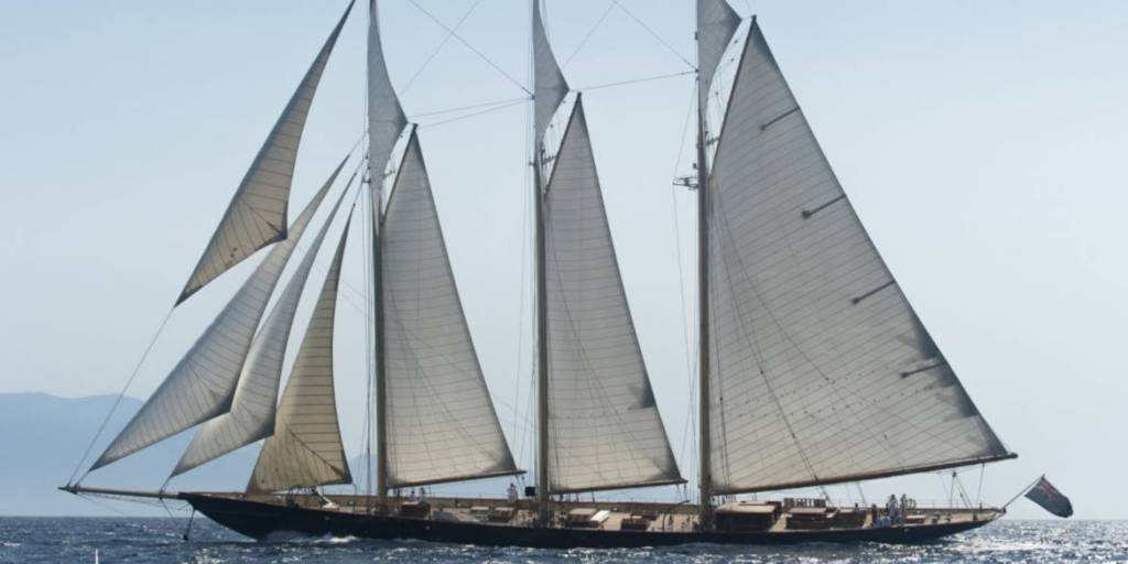 American Yachts on display for Classic Week Monaco
