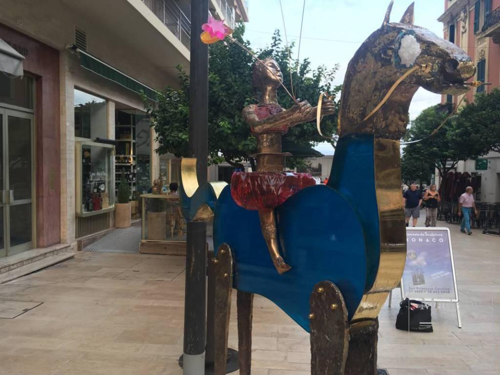 Sculpture Biennial by Artists in Movement