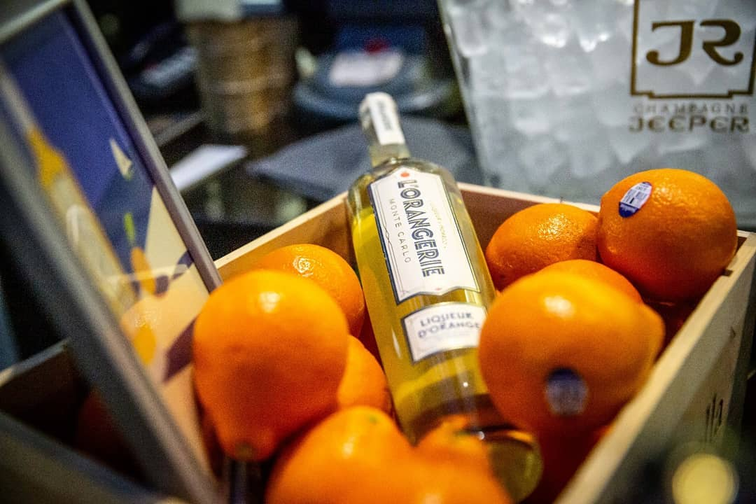 Monaco's l'Orangerie Liqueur wins Award in China