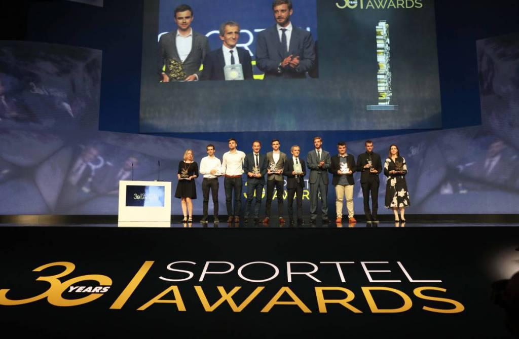 Sportel Monaco 30th Anniversary