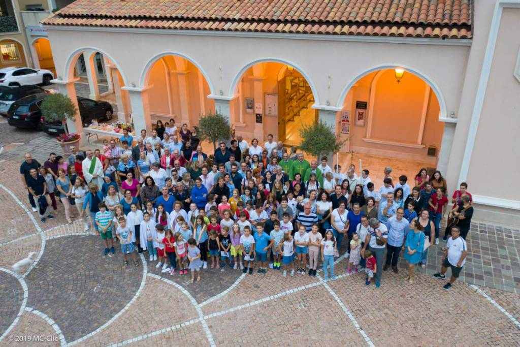 30th anniversary of the consecration of the Saint-Nicolas Church