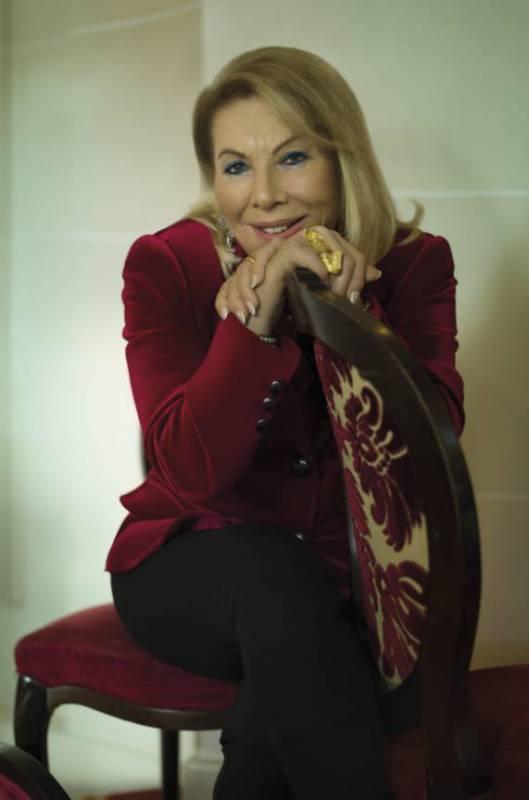 Louisette Azzoaglio Levy-Soussan